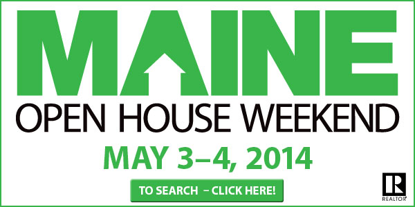 Where are Maine Open Houses
