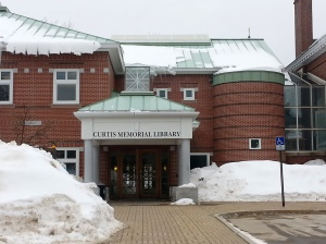 Curtis Memorial Library, 23 Pleasant St, Brunswick ME 04011