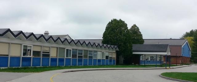 Dike-Newell Elementary School in Bath ME