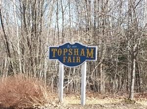 Topsham Fair in Maine 04086
