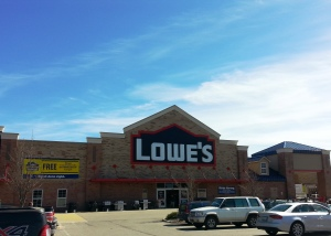 Lowe's Home Improvement Store - 04011